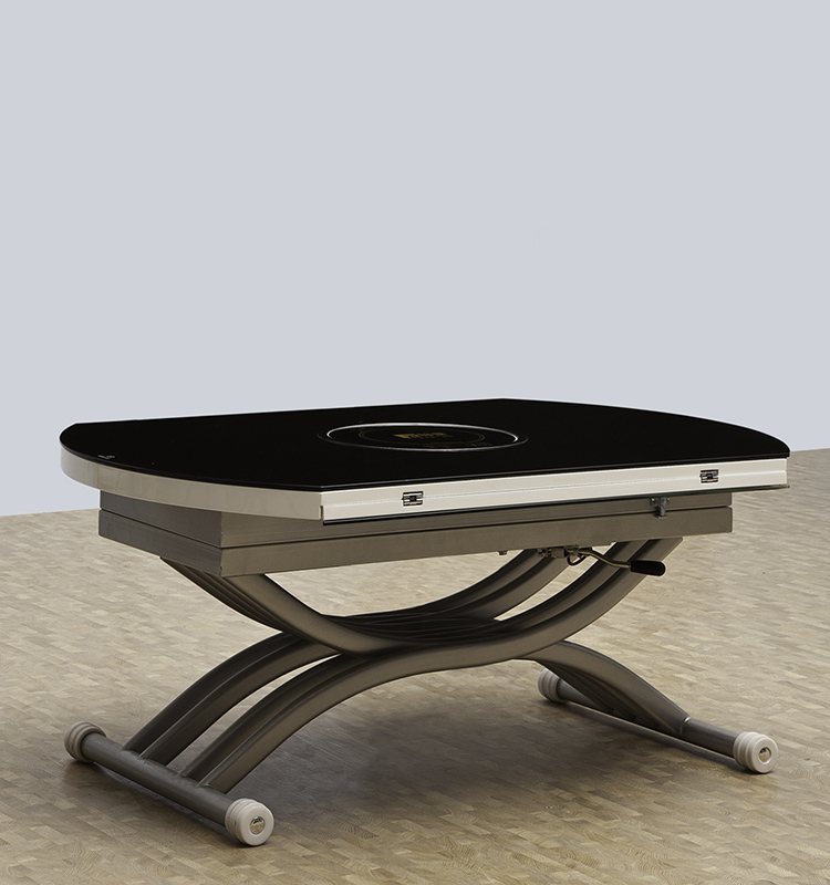 Durable height adjustable table