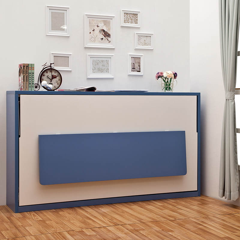 Smart wall bed design