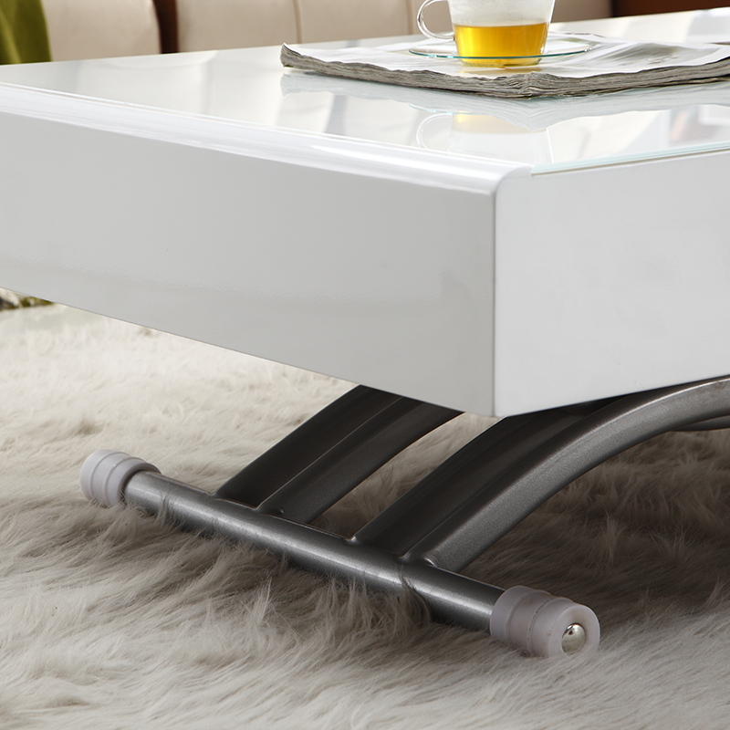 Lifting dinning table