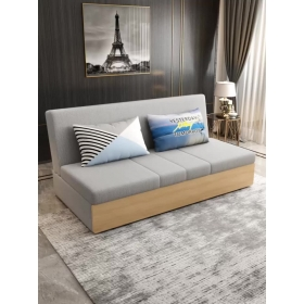 Factory price Living Room Fashionable Furniture Design Transfromable Sofa Bed